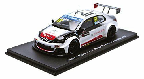 Citroen C-Elysee  37 Winner R1 Race Of Argentina 2015 J.M. Lopez 1:43 Model