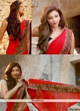 Veeraa Saree Exclusive Beautiful Designer Bollywood Indian Partywear Sari 91