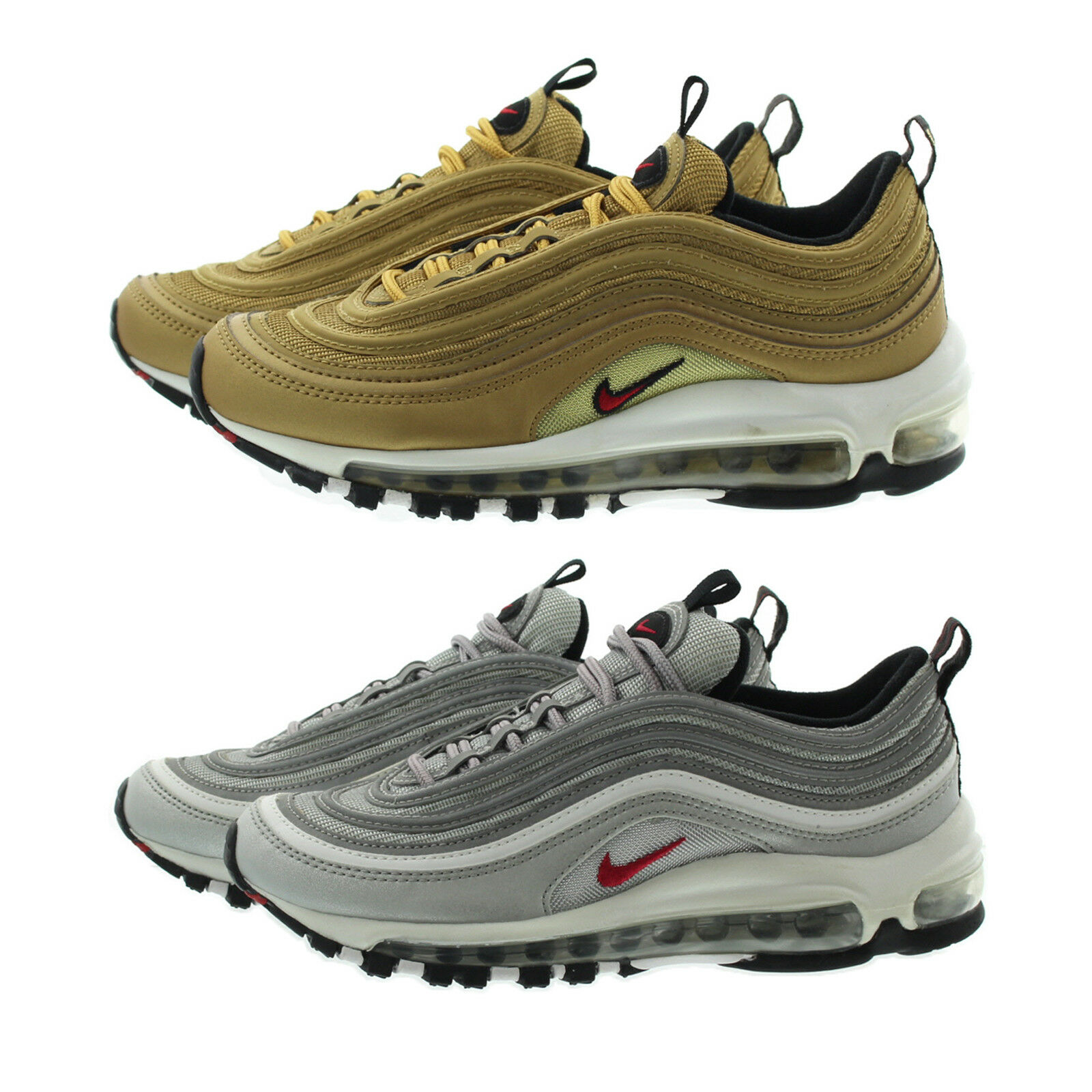 Nike 885691 Womens Air Max 97 Original Quick Strike Low Top shoes Sneakers