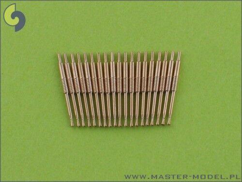 20PCS BARRELS 1.5IN 1//350 MASTER BRITISH BOFORS 40 mm L//56