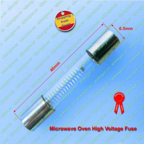 Fuse microwave 5Kv 600mA 0.6A .60A high quality original Fusible microondas