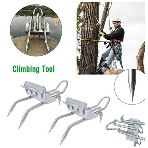 5 Claw Climbing Tree Tool Portable Non-Slip Climbing Spike Hunting Picking F TJ7