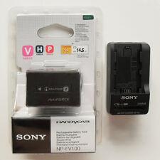 NP-FV100 Battery & BC-TRV Charger For Sony HDR-CX/UX/TG DCR-SR/XR/HC/DVD D-SLR