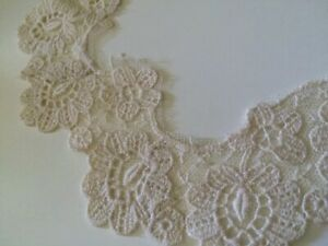 Vintage-Lace-Trim-Collar-Chemical-Fragment-Costume-Sewing-Clothes