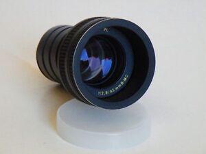 Projektionsobjektiv Braun Ultralit PL 2,8/85 mm B-MC Abblendbar BMC Profi Line!!
