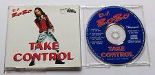 DJ Bobo - Take Control -  4 trx MCD Maxi Club Dance Mix