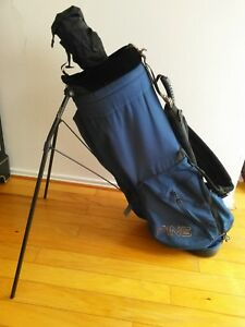 Light-weight-PING-stand-golf-bag-with-4-large-dividers-and-rain-cover