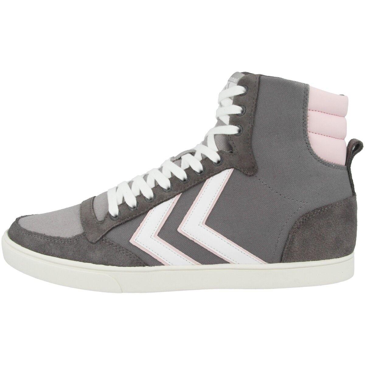 Hummel Slimmer Stadil High zapatos Hi Top zapatilla de deporte Casual zapatillas 203-372-2600