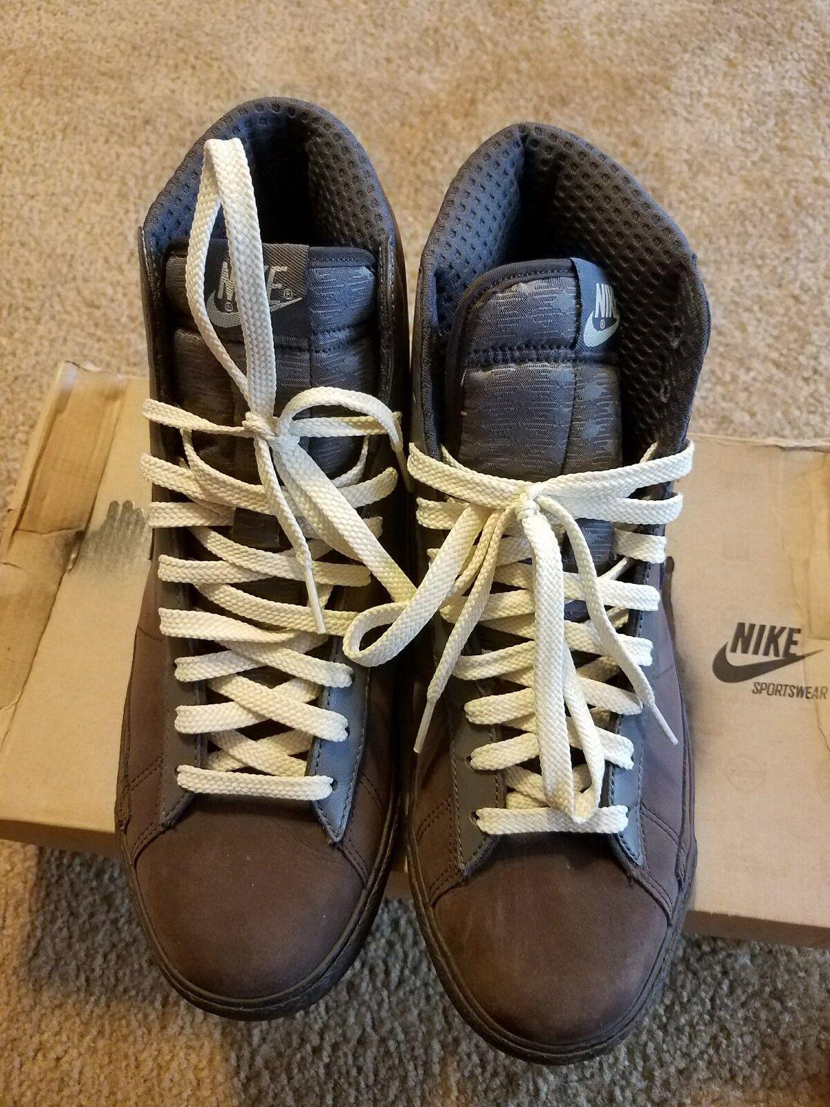 Nike Hi Premium Dark Cinder Midnight Fog albstr hombres SZ de 11 el mas popular de SZ zapatos para hombres y mujeres 235755