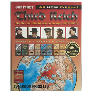 Juego-de-mesa-Third-Reich-Avalanche-Press-John-Prados-New-Edition-WWII