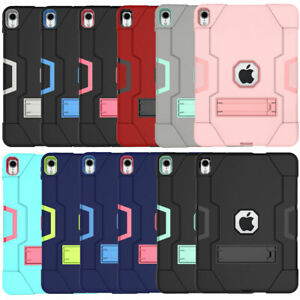 Shockproof-Heavy-Duty-Hybrid-Tablet-Case-Cover-For-Apple-iPad-Pro-11-039-039-inch-2018