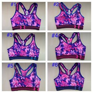 2885c3598f50a NEW Under Armour Women Sports Bra No Padded Top Gym Yoga Fitness ...