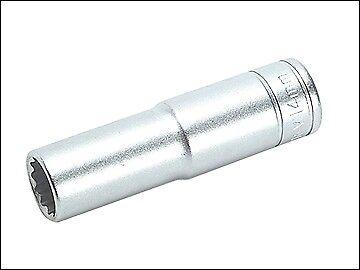 Teng Bi-Hexagon Socket Deep12 Point 1//2in Drive 17mm TENM120617