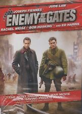 Enemy at the Gates (DVD) (Battle of Stalingrad 1942-1943, Snipers in WWII)