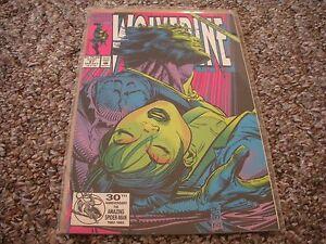 Wolverine #57 (1992 1st Series) Marvel Comic VF/NM