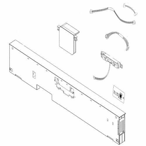 Lg AGL75675203 Dishwasher Control Panel Assembly Genuine OEM part