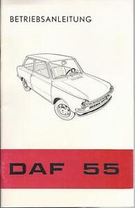 DAF-55-Betriebsanleitung-1972-Bedienungsanleitung-Bordbuch-BA