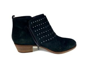 Lucky Brand Womens Ankle Boots Black