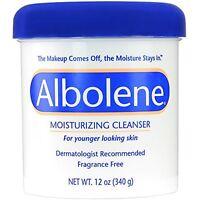 4 Pack - Albolene Moisturizing Cleanser 12oz Each on Sale
