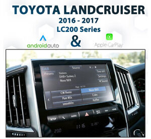 Toyota-Landcruiser-LC200-2016-to-2017-Android-Auto-amp-Apple-CarPlay-Integration