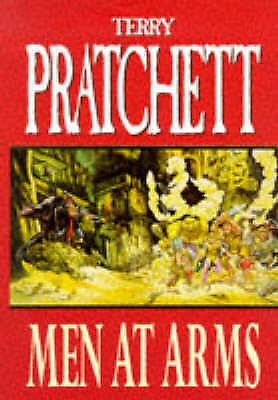 """VERY GOOD"" Men At Arms: Discworld: The City Watch Collection (Discworld Novels)"