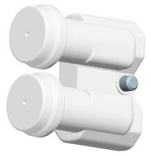 Monoblock LNB - 6 degree for Astra 19 and Hotbird 13 - DiSEqC Opticum 0.1dB