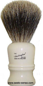 VULFIX-Pure-Badger-Shaving-Brush-London-Series-034-Burlington-034-406-Imitation-Ivory