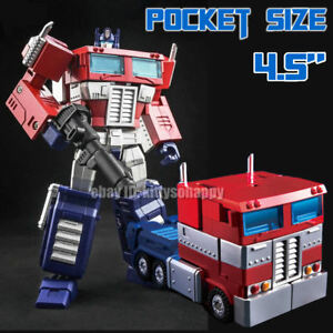 Kids-Toy-Pocket-Size-MP10-Deformable-Truck-Robot-G1-Optimus-Prime-Action-Figure