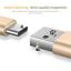 Per-Xiaomi-Redmi-Note-9-8-9S-7-TIPO-C-USB-Pro-C-veloce-cavo-di-ricarica-dati-caricabatterie miniatura 7