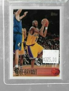 1996-Topps-Kobe-Bryant-rookie-card-Lakers
