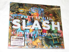 New: SLASH featuring Myles & The Conspirators - World On Fire CD