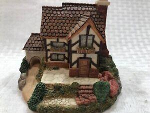 De-Coleccion-Olde-Inglaterra-Clasico-Casas-rurales-1994-034-estatuilla-Coleccionable-Tudor-Hall-034