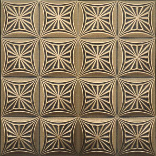 Plaques 3d Polystyrène mur plafond muraux Les Dalles 50x50cm r81-cz