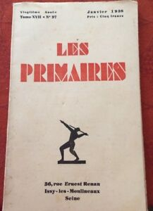 REGIS-MESSAC-LES-PRIMAIRES-No-97-Janvier-1938
