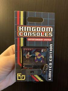 Disney-Kingdom-Consoles-Beauty-And-The-Beast-LE-4000-Pin-Beast-amp-Gaston