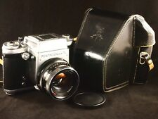 Camera 6Х6 SLR  PENTACON six TL. Lens MC BIOMETAR 2,8/80 CARL  ZEISS JENA DDR.