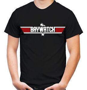 Baywatch KapuzenpulloverDavid Hasselhoff Mitch Rettungsschwimmer Miami Beach