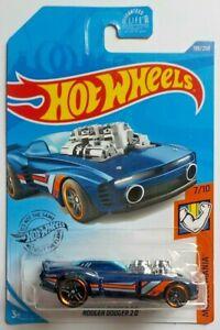 muscle Mania 193-nuevo en caja original Hot Wheels 2020-Rodger DODGER 2.0