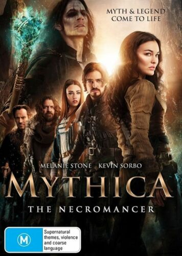 1 of 1 - The Mythica - Necromancer (DVD, 2017) Myth & Legend [Region 4] NEW/SEALED