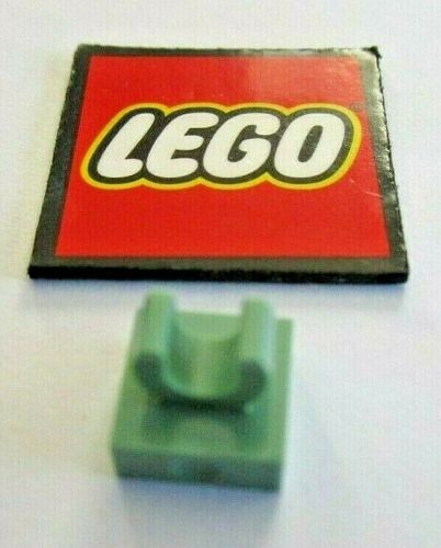 LEGO PLATES 1x1 with Raised Clip 44842 - Design 15712 Pack of 8