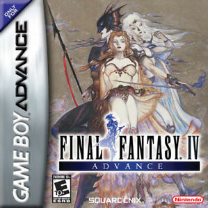 Final-Fantasy-4-Advance-GBA-Great-Condition-Fast-Shipping