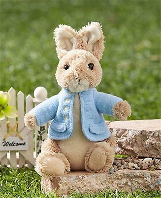GUND® BEATRIX POTTER PETER RABBIT PLUSH CHARACTER COLLECTIBLE EASTER TOY GIFT