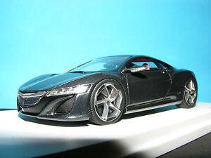 Honda / acura Nsx Concept Ii 1:43 Nouveau salon de l'auto à taille réelle assez rare.   4895135168604