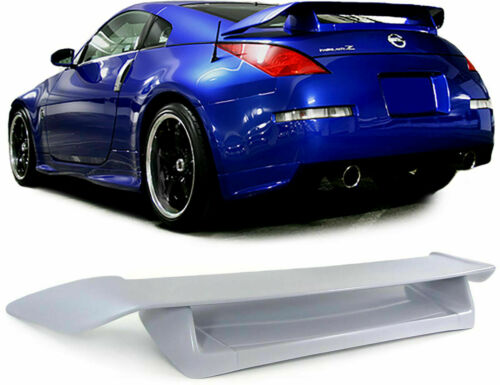 Rear Spoiler Performance Wing for Nissan 350Z Z33 Coupe 02-08