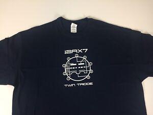 12AX7-Vacuum-Tube-T-Shirt-XL-McIntosh-Telefunken-ECC83