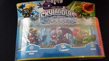 Skylanders Spyro's Adventure 3er-Set (Lighning Rod, Cynder, Zook) - NEU & OVP