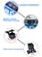 thumbnail 2 - License Plate Light Lens Housing With Back Up Camera Mount Bracket SCION xB xD