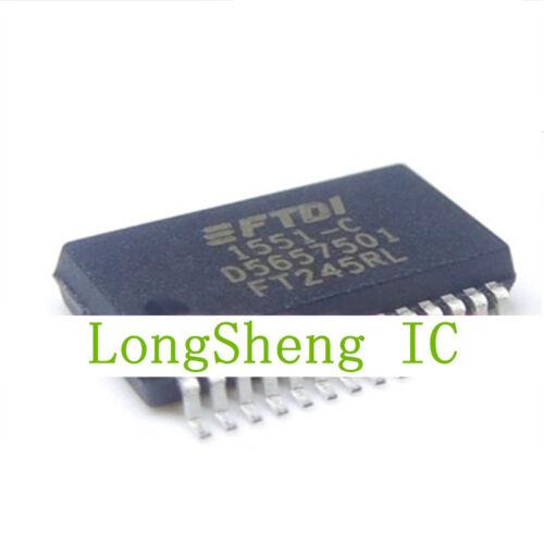 1PCS FT245RL USB FIFO IC new