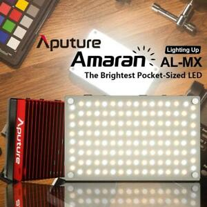 Aputure-AL-MX-2800-6500K-tlci-CRI-95-DEL-Lumiere-Video-Poche-de-taille-de-camera