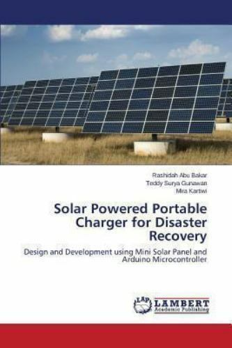 Solar Powered Portable Charger for Disaster Recovery by Kart